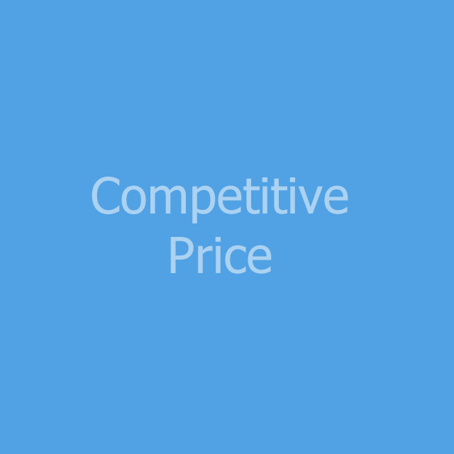 Copmpetitive Price
